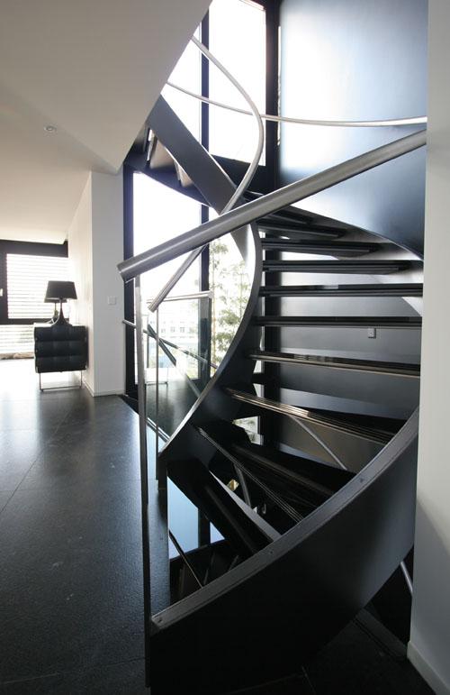 Escalier Black & Black