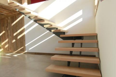 Escalier «Spine»